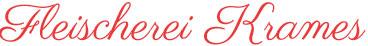 Fleischerei Krames - Logo